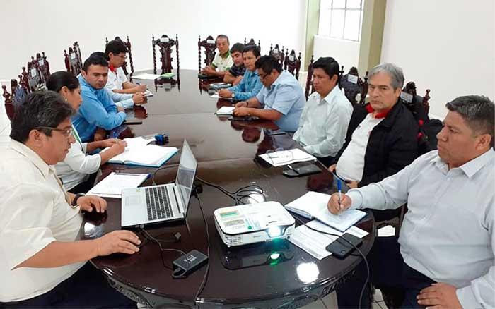 DETEC a través del proyecto PBDS-II, participó en la elaboración del Plan Estratégico de Desarrollo del Alto Huallaga (PEDAH)
