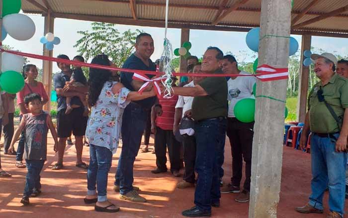 DETEC inauguró Estación de Tecnología Agroforestal (ERTA) en Campo Verde- Ucayali-Perú