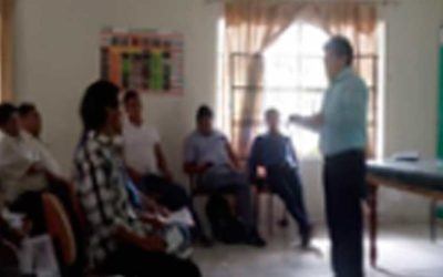 DETEC-Desarrolla encuentro de empresas comunales en Tingo María