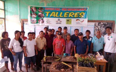 Fortaleciendo capacidades en  agricultura orgánica, en campesinos de la Region Ucayali -Yarinacocha